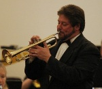 Darryl Bayer Leads The Woodlands Concert Band, The Woodlands, TX.